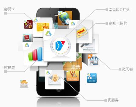 微信版面设计模板